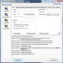 Bitvise Tunnelier 非常好用的SSH客户端管理你的LinuxVPS